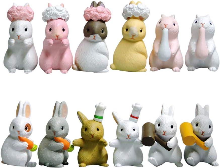 Lovely Bunny Figurine