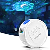 Projetor Galaxy - Starry Sky Night Light - LED Star Projector, 10 cores 360 ° Rotation - Skylight for your Home - Gift Idea
