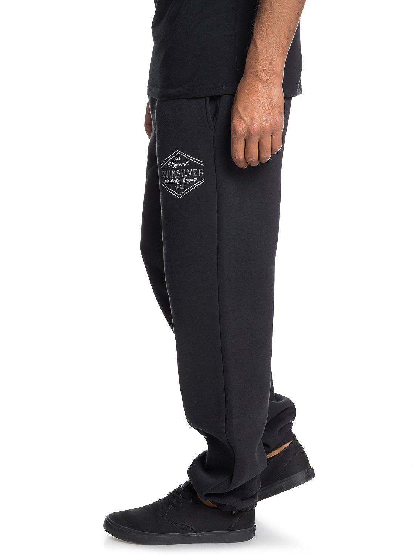 Quiksilver Trackpant Pantalones Deportivos, Hombre: Quiksilver ...