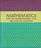Mathematics for the Management, Life and Social Sciences, Costello, John J. and Gowdy, Spenser O., 0155552406