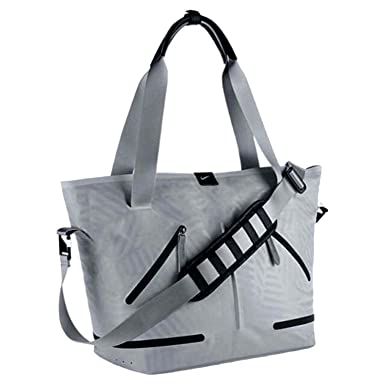Nike Formflux Carry All Tote Bag-Wolf Grey/Black