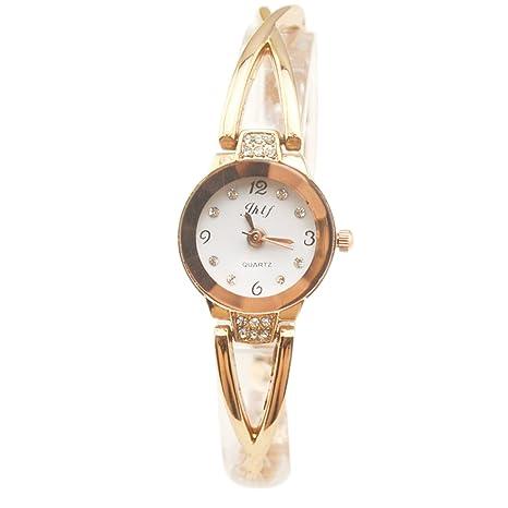 Relojes de pulsera Mujer Relojes de señora de la joyería relojes beauty VIESN de joyería de