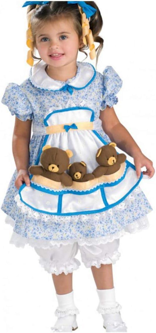Horror-Shop Traje de Niño de Goldilocks M: Amazon.es: Juguetes y ...
