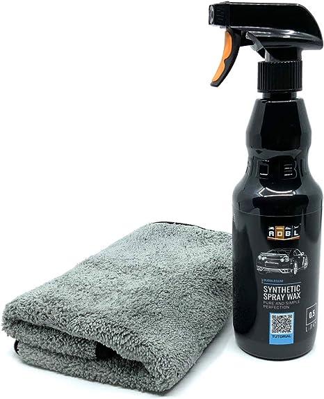 Dft Adbl Synthetic Spray Wax 500 Ml Inkl Microfasertuch Auto