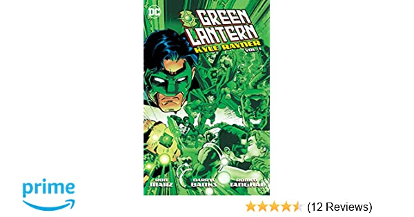 Amazon Green Lantern Kyle Rayner Vol 1 9781401276874 Ron