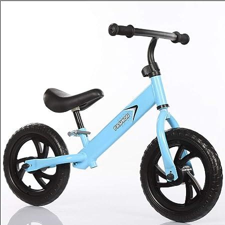 FWQAZ Bicicletas sin Pedales Bicicletas Bicicletas sin Pedales Bicicletas para niños Juguetes para niños Niño y niña de 2-3 años sin Bicicleta: Amazon.es: Hogar