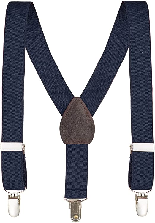 Boys Girls Baby Toddler Children Clip-on Elastic Braces Suspenders 1-7Years New