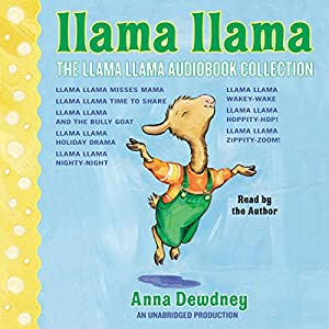 The Llama Llama Audiobook Collection Audiobook