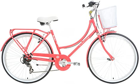 Kingston Bexley - Bicicleta híbrida para Mujer, Talla S (156-163 cm ...