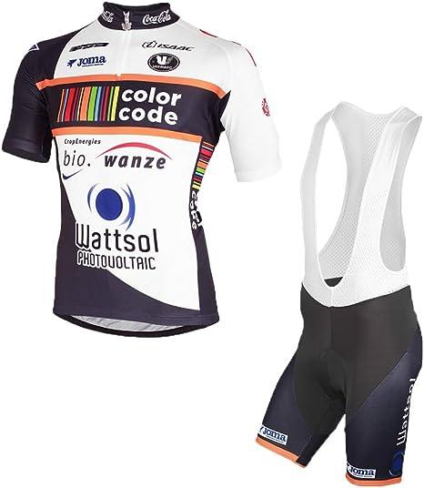 Wulibike Conjunto Maillot Bicicleta Hombre Verano Traje Ciclismo ...