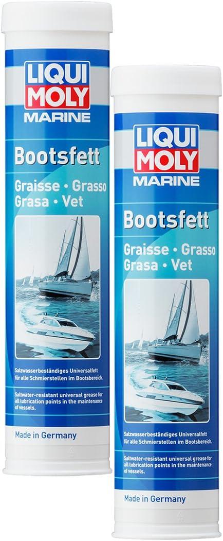 3 X 250 g Marine Boot Fett Liqui Moly 25041 Schmierfett Fette Pflege wasserfest