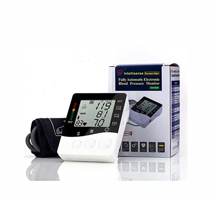 zrjnbpm Microcomputadora BPM Comfort Healthcare brazo Tensiómetro äzise Precisión inteligente - Tensiómetro con GPRS Home Antiguos Padres Portable Appliance ...