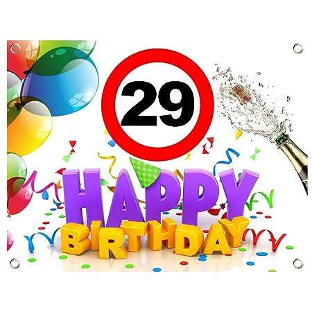 Geburtstagsgluckwunsche zum 29 geburtstag