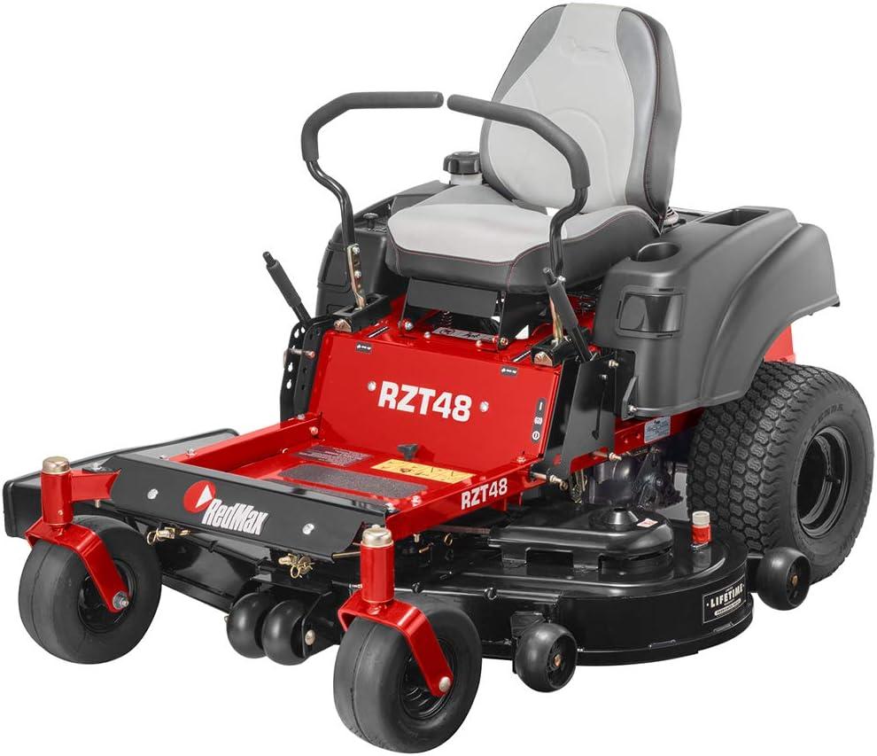 4. Husqvarna New Redmax Rzt Lawn Mower