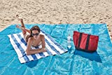 Sand free beach towel Sand & Dirt free Camping mat Size Extra Large Camping world essentials equipment