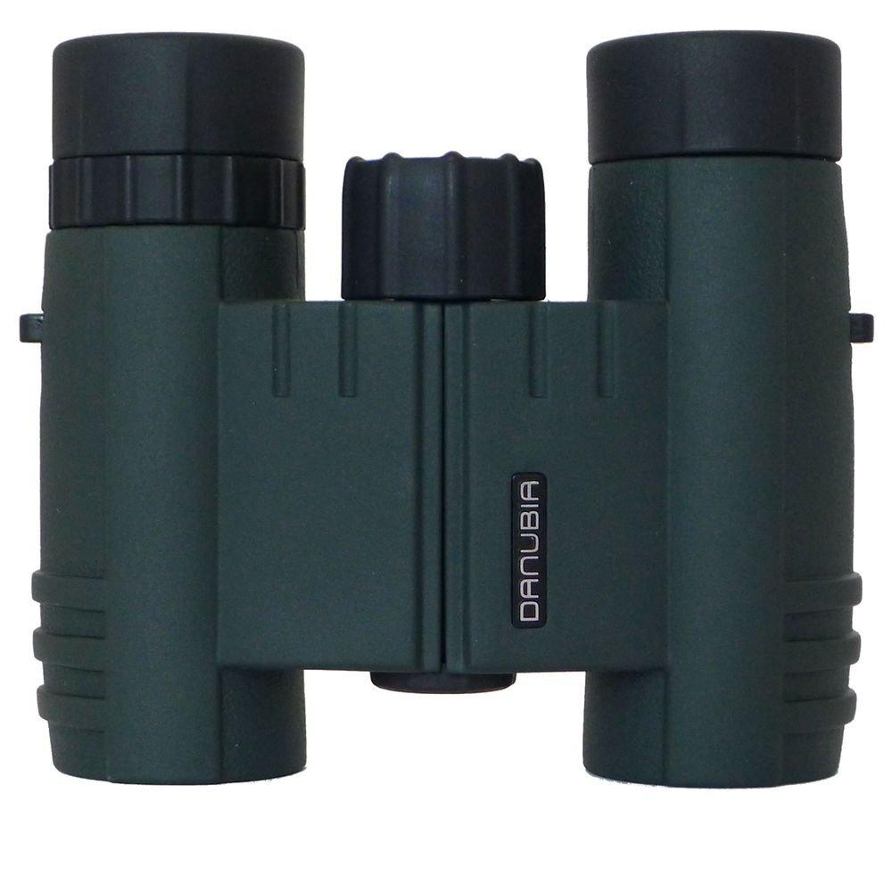Dorr Danubia Bussard I 10x25 Roof Prism Pocket Binoculars Green [533521] B01DBSDB9O