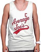 05457e23ec0a3 Brisco Brands Average Joe s C 16 - Dodgeball Peter La Fleur Movies Funny  Tank Top Shirt