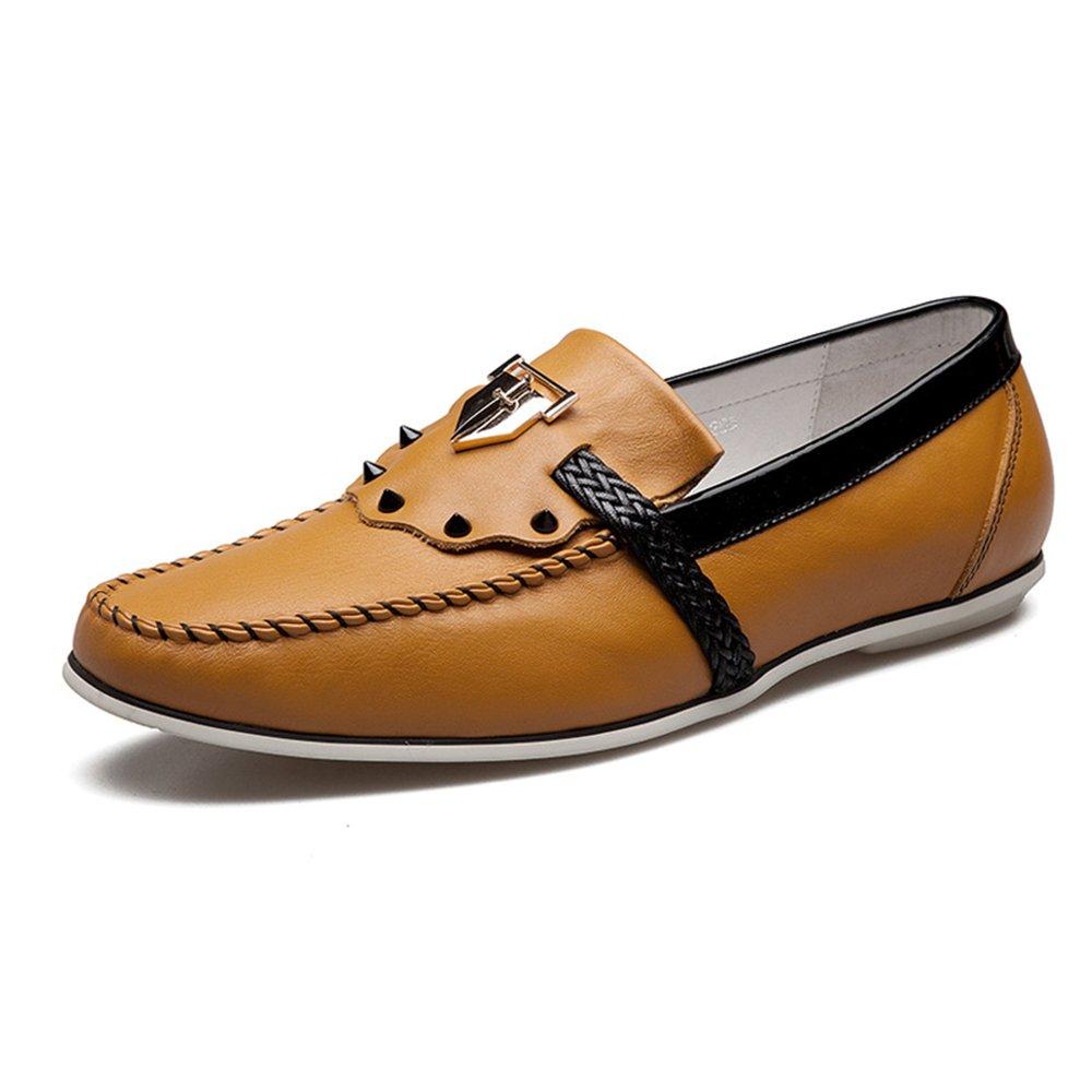 Men's Slip-Resistant Casual Walking Loafer - Comfortable for Outdoor Activities J04-39Ch