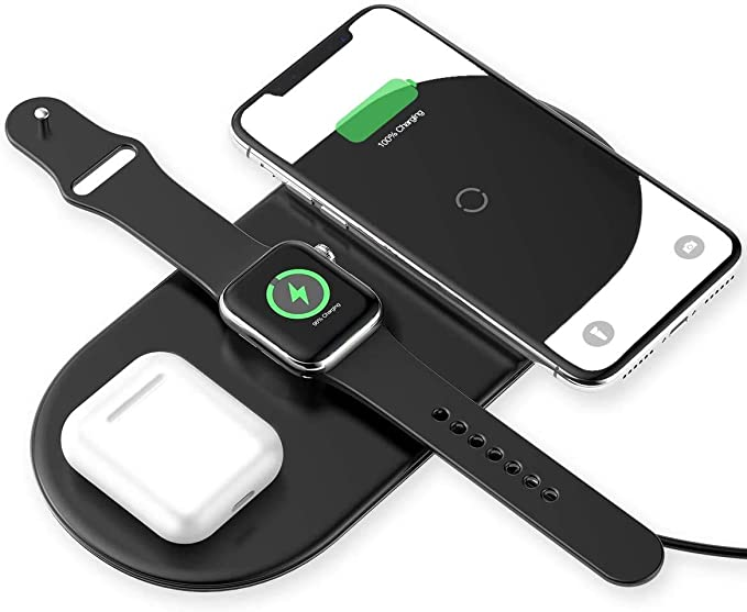 Baseus Qi Wireless Charger Dock For i