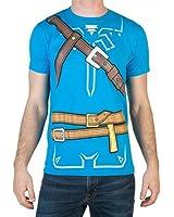 Zelda Breath of the Wild Cosplay Mens T-shirt