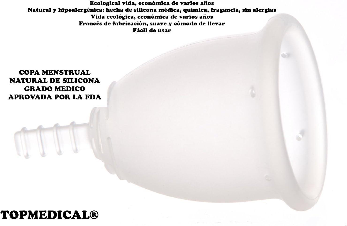 SOFTCUP COPA MESTRUAL REUTILIZABLE: Amazon.es: Hogar