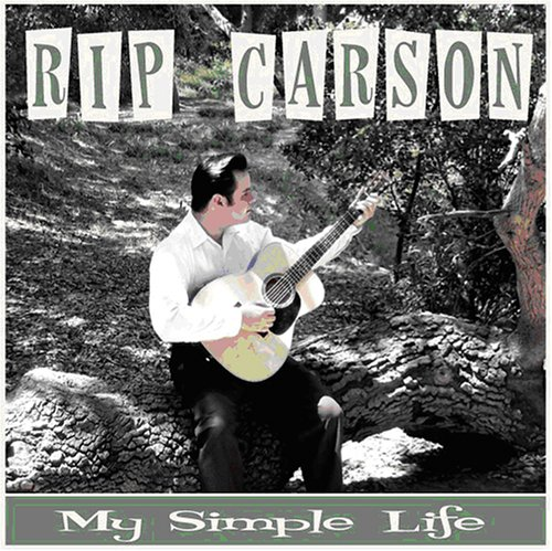 Rip Carson - My Simple Life - Zortam Music