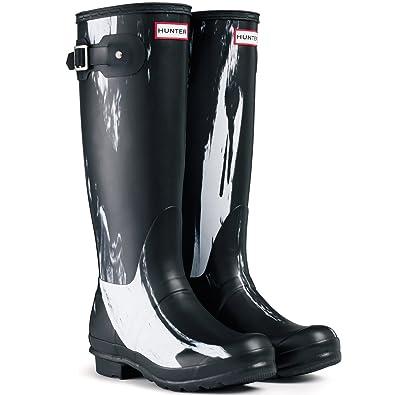 Womens Hunter Original Nightfall Festival Wellies Snow Rain Winter Boots UK  3-9