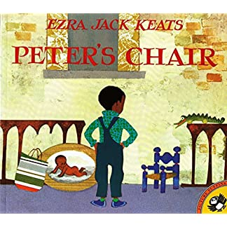 Peter's Chair (Picture Puffin Books)