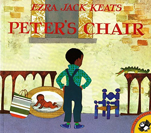 Books : Peter's Chair (Picture Puffins)