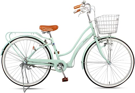 Bicicleta De Ocio Urbano De 26