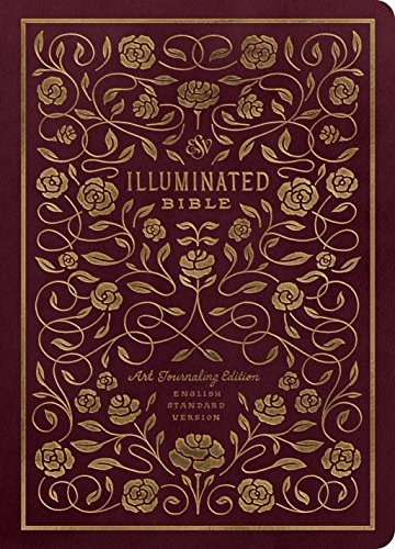Illuminated Column (ESV Illuminated Bible, Art Journaling Edition (TruTone, Burgundy))
