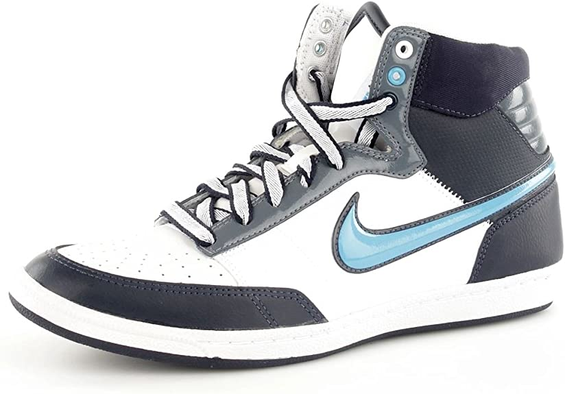 Nike Double Team Lt Hi 432164-110 Femme Chaussures