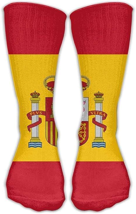 Socksforu Bandera de España Adulta Regalos Calcetines Calcetín ...