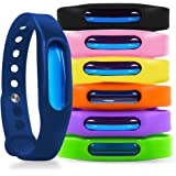 Banpow Bug Repellent Bracelet (7 Packs) - Insect Protection Mosquito Repellent Bracelet for Kids & Adults - 100% Natural Deet-Free Plant-Based Oil Band