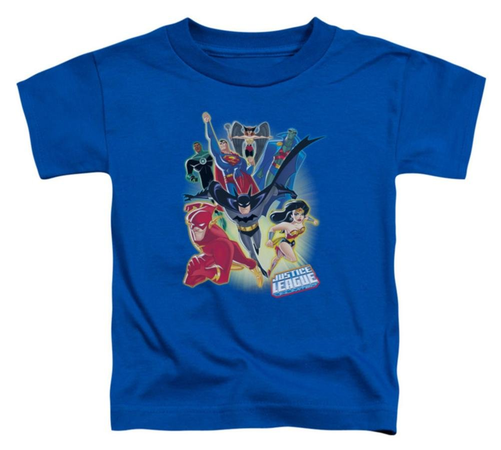 Toddler: Justice League - Unlimited Baby T-Shirt