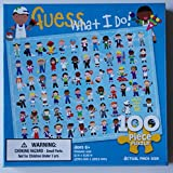 Guess What I Do 100 Piece Jigsaw Puzzle