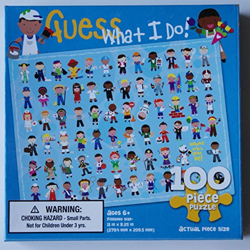 Guess What Piece Jigsaw Puzzle