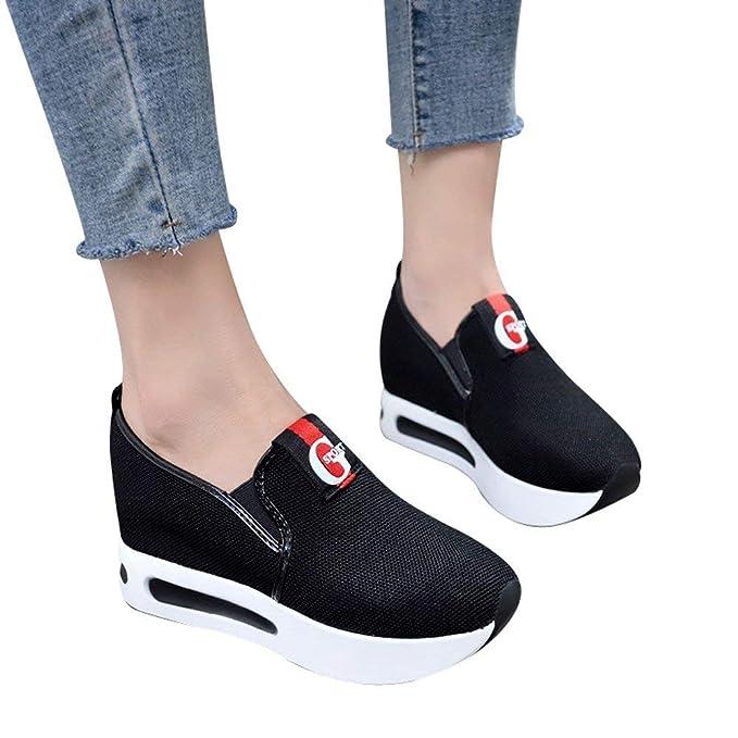 efe7e68c5bb31 Amazon.com: Classic Slip On Toe Flats Shoes, Classic Flat Shoes ...