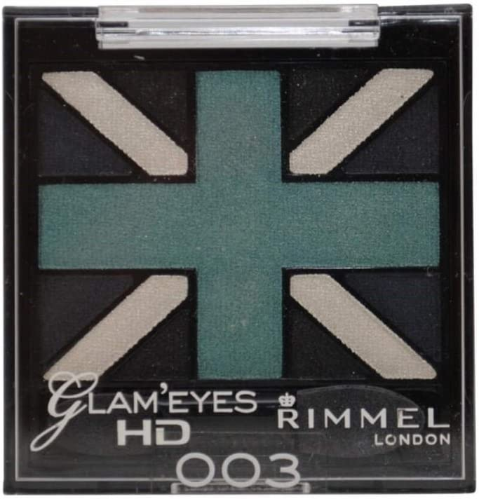 Rimmel Glam 'Eyes Eye Shadow #003 Royal Blue, 0.088oz