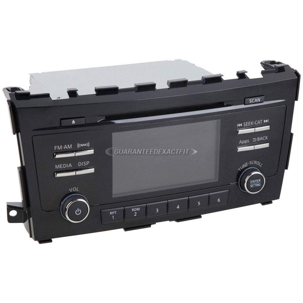 For Nissan Altima 2013 2014 2015 CD/DVD Changer - BuyAutoParts 18-50078R Remanufactured by BuyAutoParts