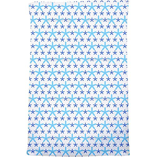 Snowflakes Dance On Dots Bath Towel by uneekee