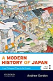 #10: A Modern History of Japan: From Tokugawa Times to the Present
