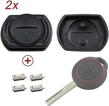 2x Schlüssel Tastenfeld Kompatibel Für Mitsubishi Elektronik