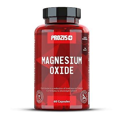 Prozis Óxido de Magnesio - 60 Cápsulas