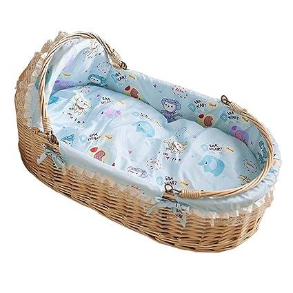 Sleeping basket Flash- Moisés Cesta bebé Cuna/Cesta para Dormir Cama ...