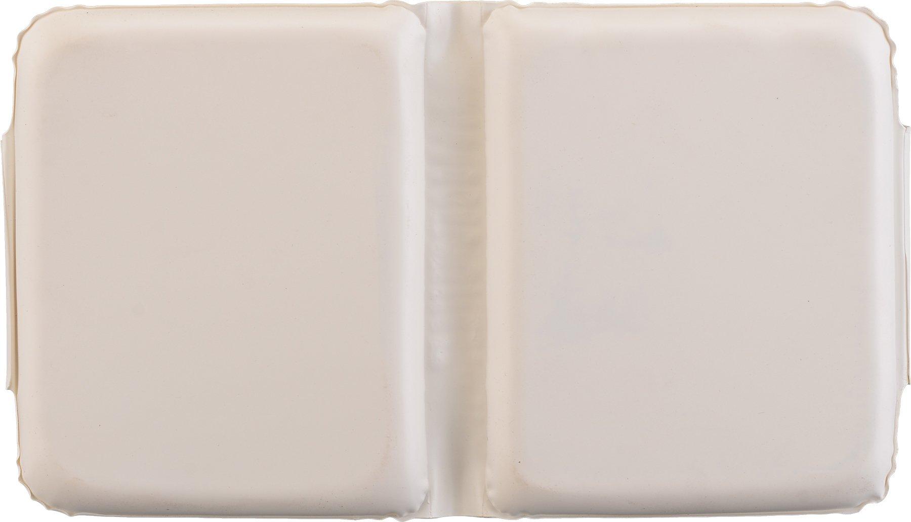NOVA Medical Products Bath Seat Cushion, White, 1 Pound