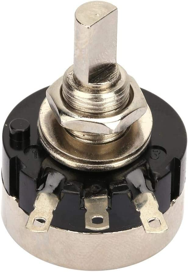 einfache Installation Einzelkreis-Potentiometer RV24YN20F B502 Hochgenaues Einzelkreis-Kohlefilm-Potentiometer 5K-Widerstand
