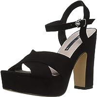 XTI 32040, Zapatos con Tira de Tobillo