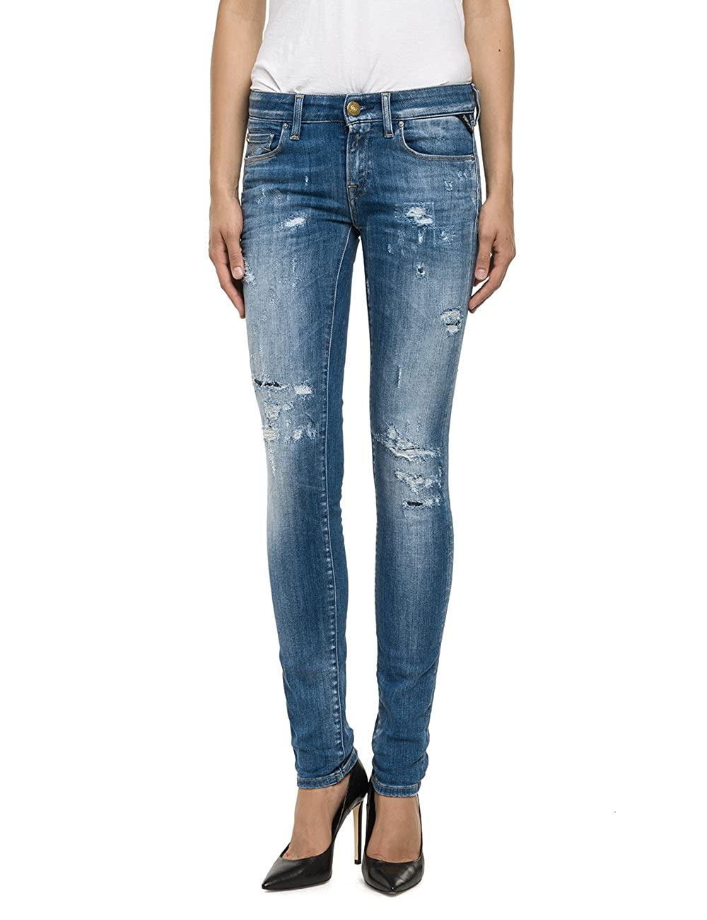 REPLAY Rose, Jeans Mujer