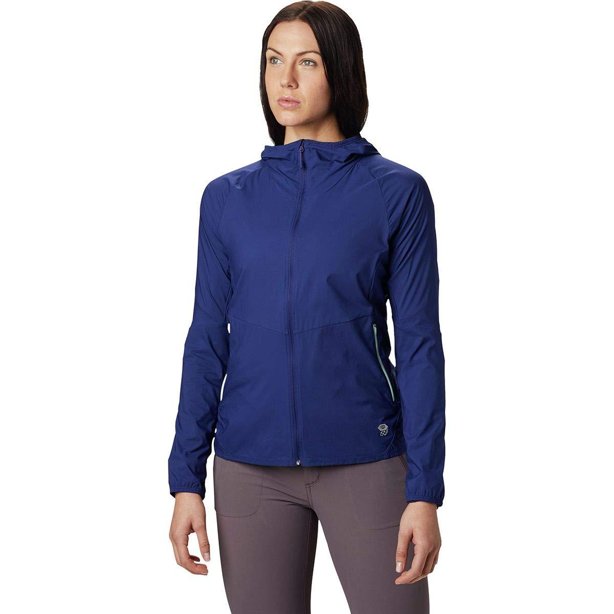 Mountain Hardwear Womens KOR Preshell/¿ Hoodie